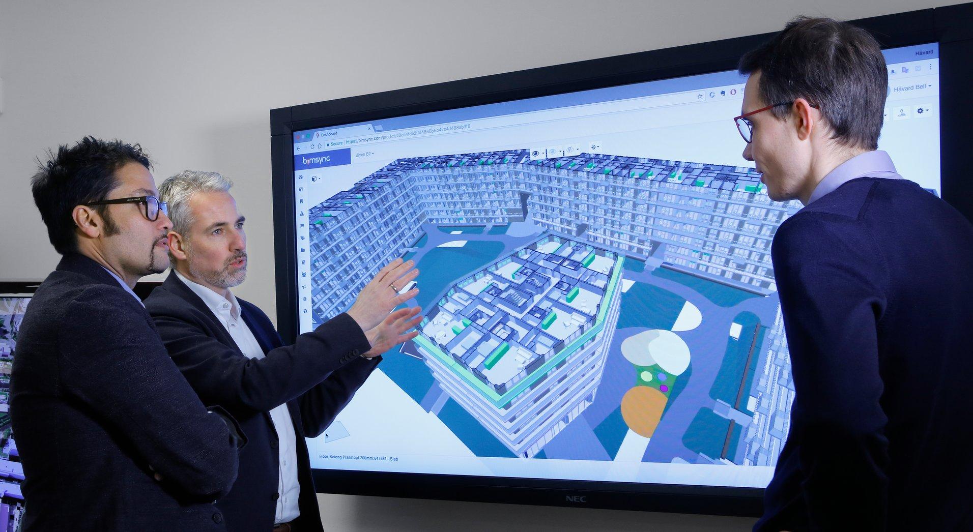 Vil digitalisere byggenæringen